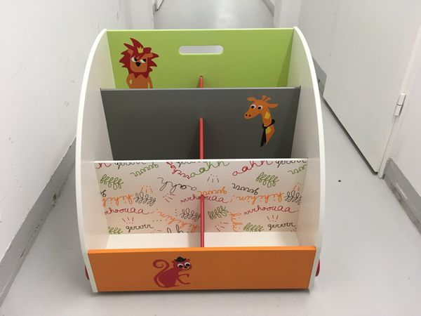 bucherregal kinderzimmer vertbaudet, vertbaudet bücherregal auf rollen in ludwigshafen - kinder, Design ideen