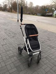 Neuwertiger Kinderwagen der Marke Dubatti
