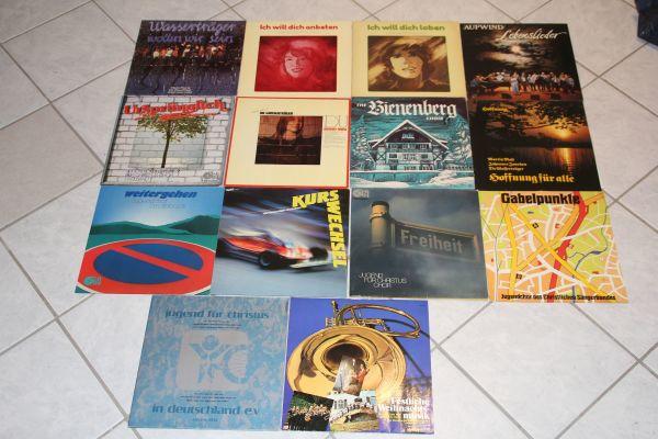 Schallplatten Christliche Musik » Sonstige Sammlungen