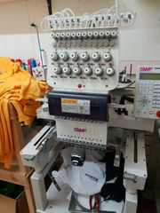 Embroidery Machine SwfB 1201C single