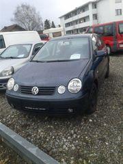 VW Polo neu vorgeführt