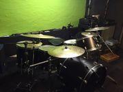 Schlagzeug Komplett Set