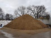 Sandboden für Reithalle