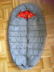 Baby- Kleinkind-Kunstfaserschlafsack der Firma VAUDE
