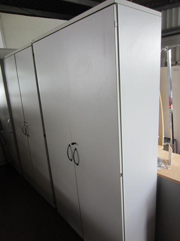 Aktenschrank Lichtgrau 100 Cm In Wuppertal Buromobel Kaufen Und