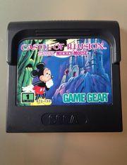 Sega Game Gear Spiel - Castle