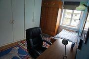 Biete zur Vermietung möbliertes Zimmer