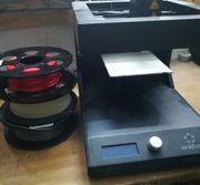 3d Drucker Renkforce RF100 mit