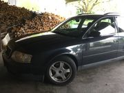 Audi Avant Quattro2002,