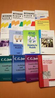 Studium Pädagogik und Psychologie Bücher