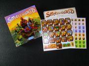 Smallworld Gra Planszowa auf Polnisch