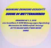 SUCHE DRINGEND WOHNUNG