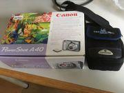 Digitalcamera PowerShort A40