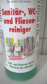 Sanitär- WC- Fliesenreiniger 225