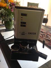 Espresso Maschine von Gaggia