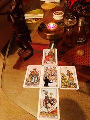 Kartenlegen und Energiearbeit
