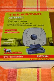 Verkaufe DVB-T Zimmerantenne Telestar Antenna