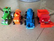 Fahrzeuge von Bob der Baumeister