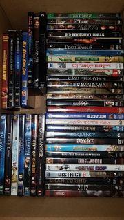 DVD und Blueray Sammlung