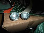 2x Radnabenkappe Opel Durchmesser 57