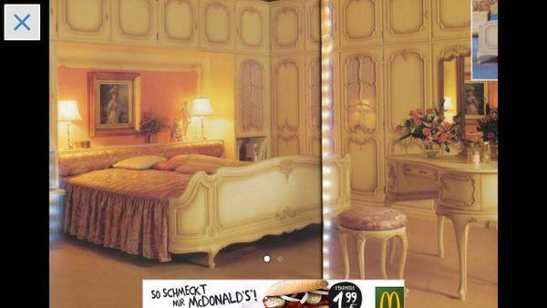stilmobel schlafzimmer gebraucht kaufen nur 2 st bis 75 g nstiger. Black Bedroom Furniture Sets. Home Design Ideas