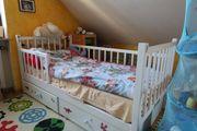 Kinderstockbett teilbar incl Matratzen