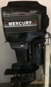 MERCURY AUSSENBORDER 75 PS