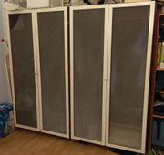 Zwei IKEA Kleiderschränke in Weiß