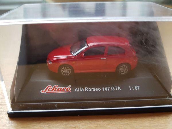 Alfa Romeo 147 GTA Modellauto