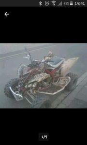Stoßdämpfer Quad ATV