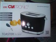 CLAtronic Toaster nur