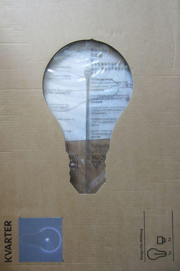 Lampe Ikea KVARTER in München - Lampen kaufen und verkaufen über ...