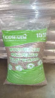 Holzpellets Classik 6mm,