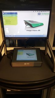 Hella Gutmann Mega Macs 66