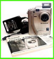 Fujifilm Fotonex 100 Aps Kamera Neuwertig Ovp Analogkameras