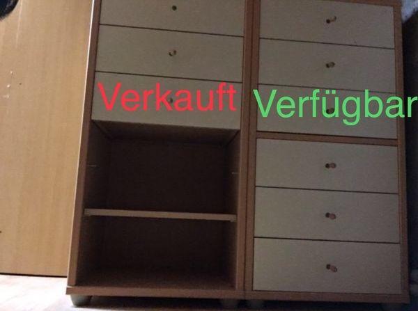 2 x Regale - Schrank - Kommode - Kasten - Möbel in Wolfurt - kaufen ...