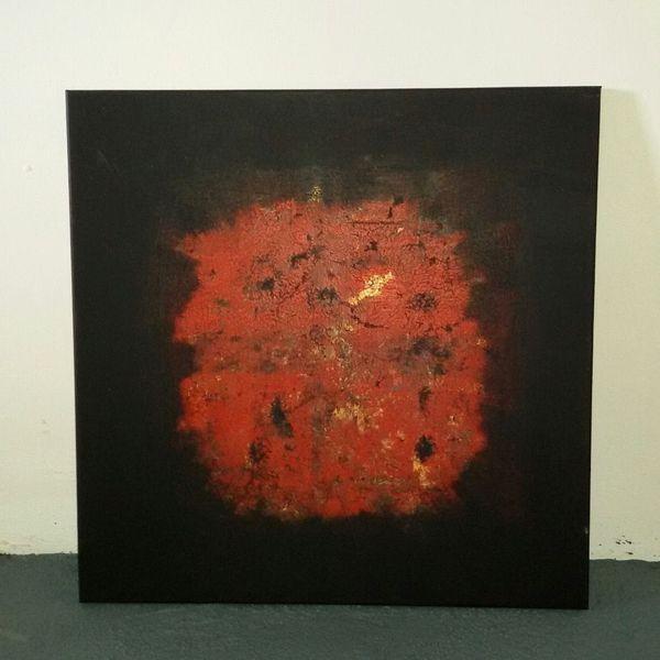 Bild Acryl auf » Kunst, Gemälde, Plastik