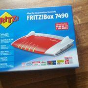 Fritzbox 7490 - - NEU,