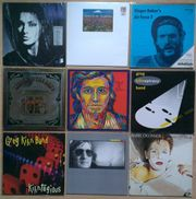 Schallplatten, Vinyl, LP