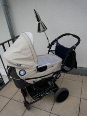 Kinderwagen Emmaljunga Nitro City Wanne