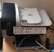 HP Drucker + Druckerpatronen
