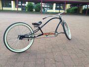 Stretchcruiser Cruiser Chopper Fahrrad