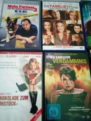 Verschiedene DVD`S
