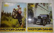 Motor-Jahr 80 u 86 1980 1986