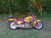 Harlley-Davitson Custom Bike FXR Grundmodell