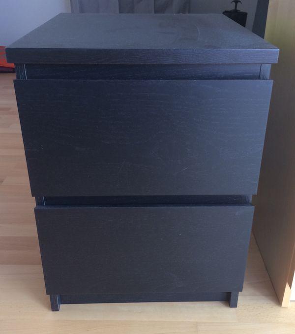 malm kommode koln gebraucht kaufen nur 2 st bis 70. Black Bedroom Furniture Sets. Home Design Ideas