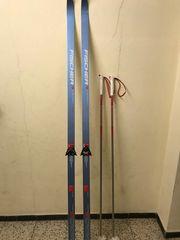 Ski Langlauf Fischer