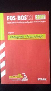FOS BOS 12 - Pädagogik-Psychologie Bayern