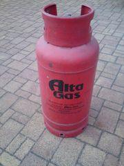 Gasflasche Propangasflasche Butanflasche Flüssiggasflasche AltaGas