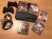 PS3 mit Topspielen und 2